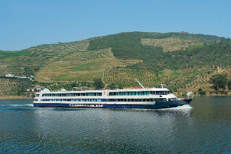 AMA Waterways Amaduoro River Cruise Ship