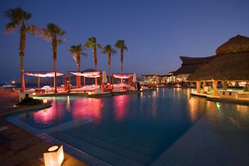 Beach Beds at ME by Melia in Los Cabos, Mexico