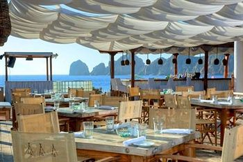 Dining at ME by Melia in Los Cabos, Mexico