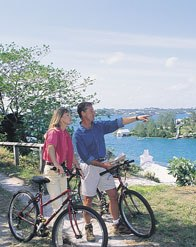 Cycling from Grotto Bay Beach Resort, Bermuda