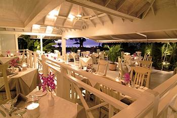 Gourmet Dining at Treasure Beach Hotel, Barbados