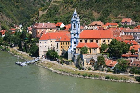Durstein, Wachau Region, Germany onboard Avalon Waterways