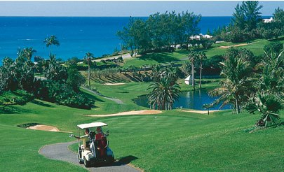 Golf in Picturesque Bermuda at Grotto Bay Beach Resort