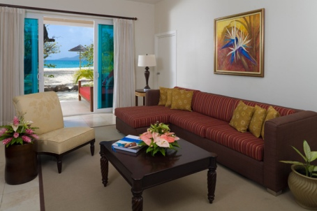 Living Room of Accommodations at Villa del Arco Beach Resort & Spa, Los Cabos, Mexico