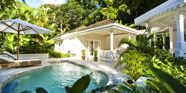 Luxury Villa with Pool at Jalousie Plantation, St. Lucia