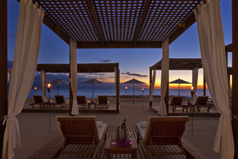 Beach Beds at Westin Playa Conchal Resort & Spa, Guanacaste, Costa Rica
