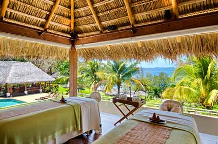Spa Treatments at Hilton Papagayo Resort & Spa in Guanacaste, Costa Rica