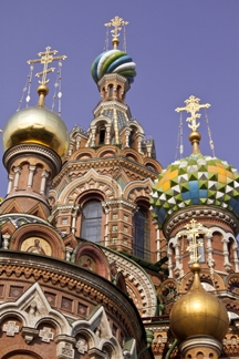 Azamara Club Cruises - Church of Spilt Blood, Russia