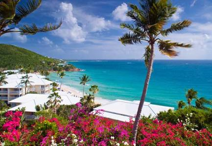 Morning Star Beach Club at Marriott Frenchman's Reef & Morning Star in St. Thomas, U.S. Virgin Islands