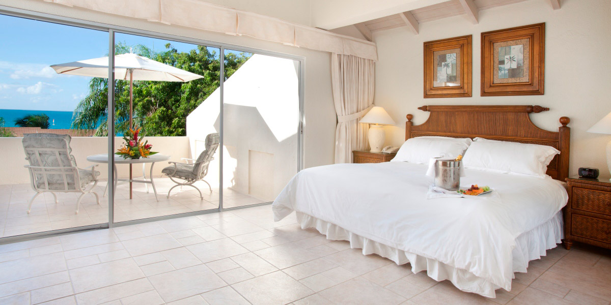 Superior Hillside Room at Blue Water Resort, Antigua