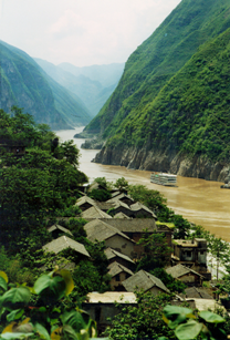 Sailing China's Yangtze River with Victoria Cruises