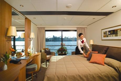Deluxe Accommodations Onboard Viking River Cruises