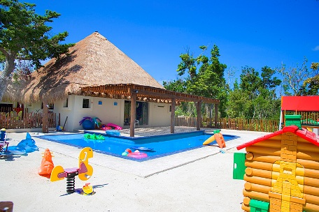 Kids' Club at Occidental Grand Xcaret, Riviera Maya, Mexico
