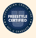 Norwegian Cruise Line Freestyle Certified Agent