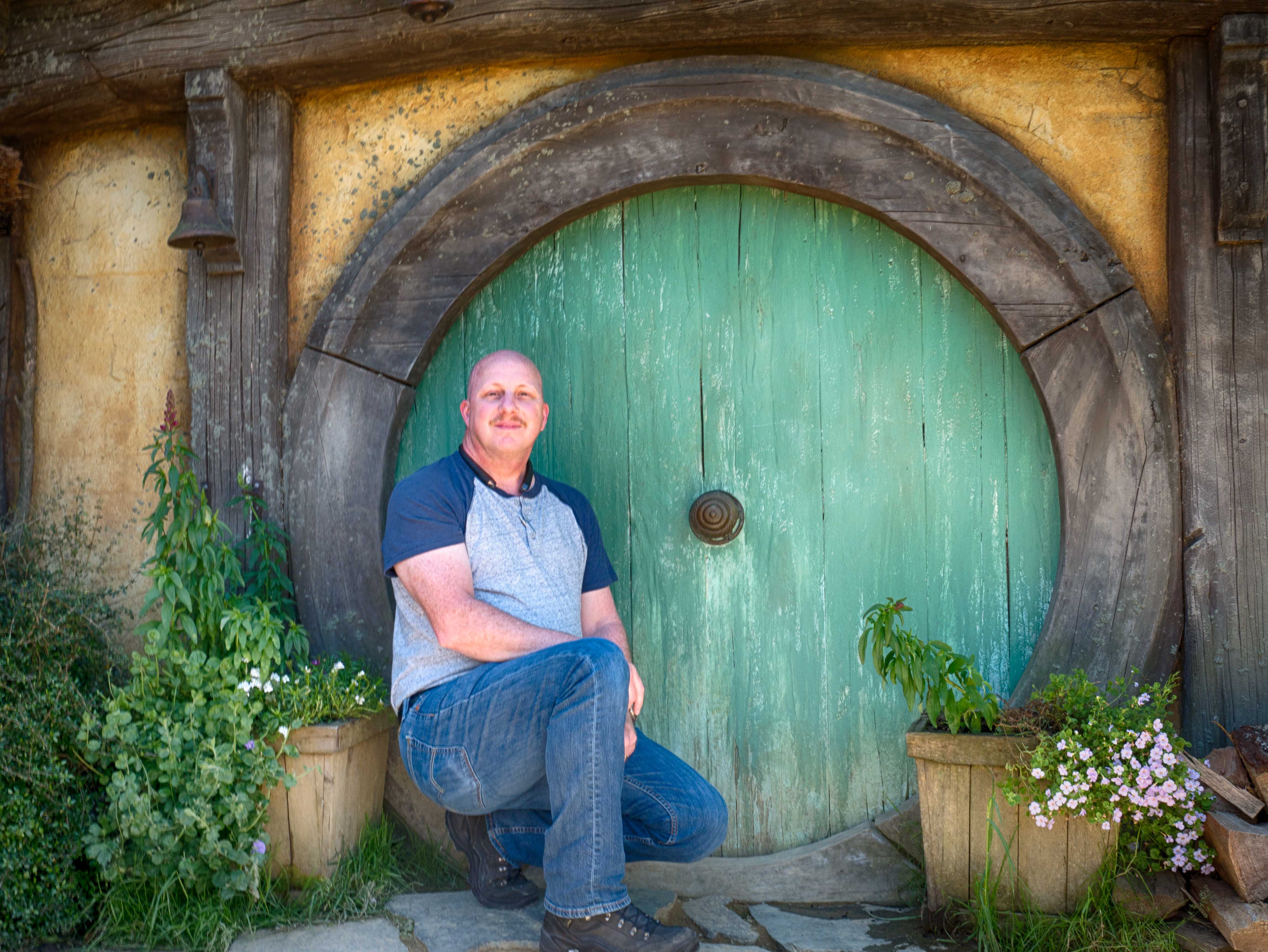 Kelli Thomas Photography - Hobbiton - New Zealand